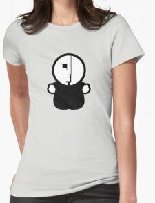 Hello Bauhaus Womens Fitted T-Shirt