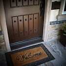 Welcome  by Rita  H. Ireland