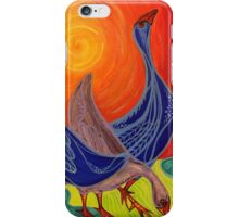 Three Geese iPhone Case/Skin
