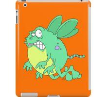 Bug critter grrrrrrrrrrrr. iPad Case/Skin