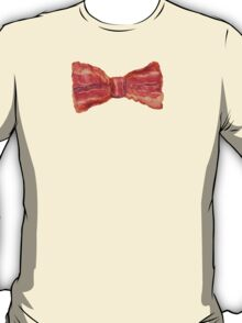 Bacon Bow Tie T-Shirt