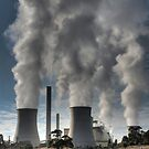 Loyang Power Station Circa 30/04/08 by Daryl Gordon