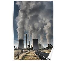Loyang Power Station Circa 30/04/08 Poster