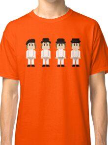 8-Bit A Clockwork Orange Classic T-Shirt