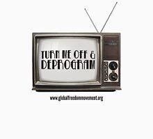 Unplug The TV T-Shirt
