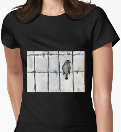 Bird (On A Barbed) Wire T-Shirt