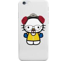 Heisen Kitty Breaking Bad Hello Kitty iPhone Case/Skin