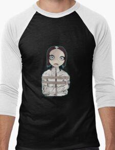 Girl soon to be in the machine Men's Baseball ¾ T-Shirt