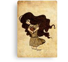 Hermione Granger Canvas Print