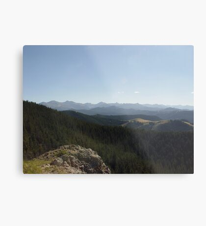 Yellowstone Forever Metal Print