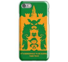 It's Dangerous to go alone! Buy This! iPhone Case/Skin