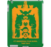 It's Dangerous to go alone! Buy This! iPad Case/Skin