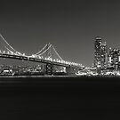 San Francisco Bay Bridge by Jenn Ramirez