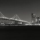 San Francisco Bay Bridge by Jenn Ramirez