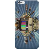 The Television Will Not Be Revolutionised! iPhone Case/Skin