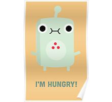 Little Monster - I'm Hungry! Poster
