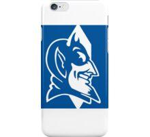 duke blue devils iPhone Case/Skin
