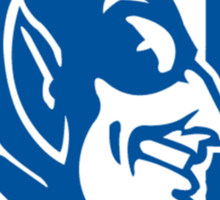 duke blue devils Sticker