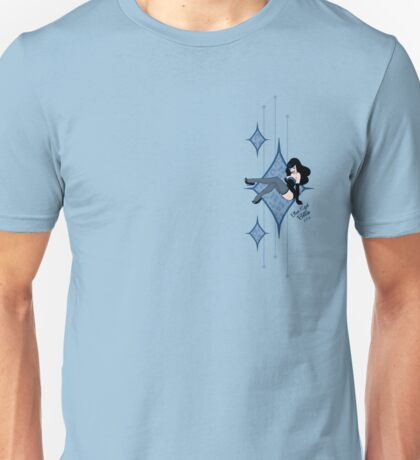 Blue Eyed Bettie Unisex T-Shirt