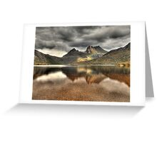 Dove Lake - Cradle Mountain, Tasmania Greeting Card