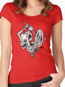 Skullgirl Women's Fitted Scoop T-Shirt