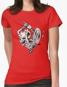 Skullgirl Womens Fitted T-Shirt