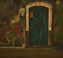 The Doorway by Nikhil Dhotre