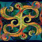more celtic snails by pentangled