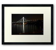 New San Francisco Bay Bridge Framed Print