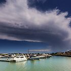 Cloud over Calypso Bay - Qld Australia by Beth  Wode