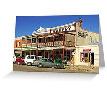 Beechworth Bakery Greeting Card
