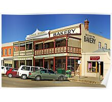 Beechworth Bakery Poster