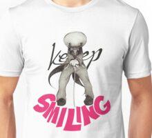 """Keep Smiling"" - Sackhead Unisex T-Shirt"