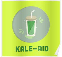 Kale Aid Poster