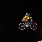 BMX Bike Jumper by Bob Fox
