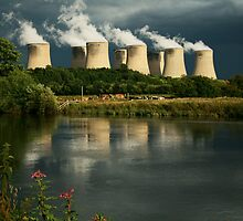 Cooling Towers by Sonia2008