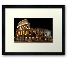 Colosseum II Framed Print
