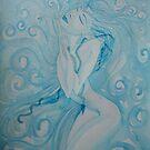 Perla 'Watercolour Ladies' The Sea Hath Its Pearls © Patricia Vannucci 2007 by PERUGINA