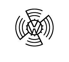 Volkswagen Logo by BaDizza