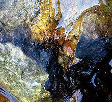 Rockwater II by Kathie Nichols