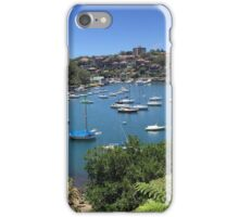 Mosman Bay, NSW, Australia iPhone Case/Skin