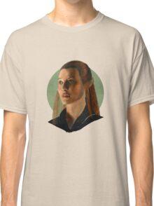 She Walks in Starlight Classic T-Shirt