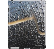 Cracked and Wrinkled iPad Case/Skin
