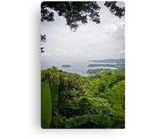 Kata View Point, Thailand Canvas Print