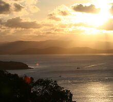 Hamilton Island sunset 6 by Joe Cook