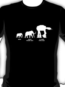 Walker de-evolution - White T-Shirt