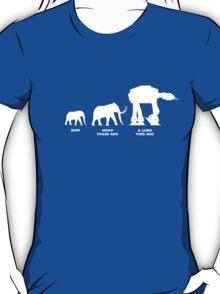 Walker de-evolution - White T-Shirt