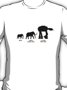 Walker de-evolution T-Shirt