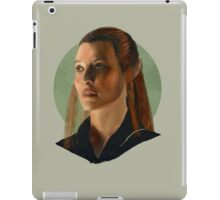 She Walks in Starlight iPad Case/Skin