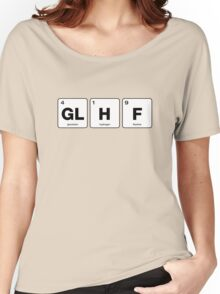 GLHF Periodic Table Women's Relaxed Fit T-Shirt